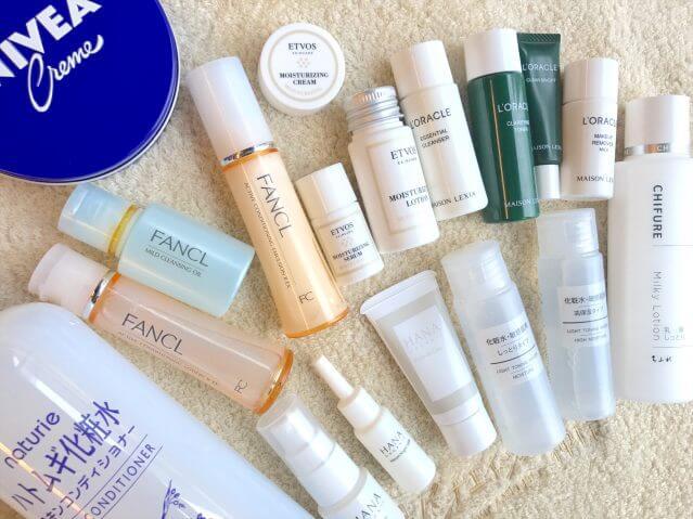 化粧水 選び方